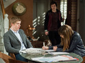 Chrissie is stunned by Lachlan's lack of remorse in Monday's episode.