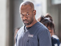Lennie James fronted the drama as the head of a major trauma unit.