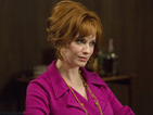 Christina Hendricks is very pleased with Joan's Mad Men ending
