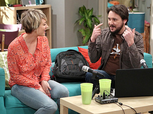 Wil Wheaton and Kevin Smith guest star in this week's episode.
