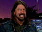 Dave Grohl, James Corden do nude sketching