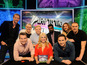 Holly Willoughby hosting Play to the Whistle
