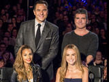 The Britain's Got Talent judges: David Walliams, Alesha Dixon, Amanda Holden & Simon Cowell