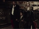 Terrence Howard and Madonna navigate a post-apocalyptic world in Jonas Åkerlund's video.