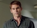 Seann William Scott has a death wish in Courteney Cox's feature film directorial debut.