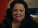Melissa McCarthy takes a litany of verbal abuse from Rose Byrne in new Spy film.