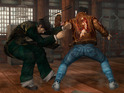 Fighters from Dead or Alive 5 are retextured to look like Shenmue characters.