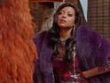 Taraji P Henson brings the harsh words of her matriarch to the fun-loving street.