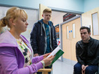 Coronation Street: Chesney and Sam come to an agreement over Sinead
