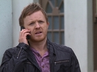 Gethin reveals his affair to the adoption authorities.