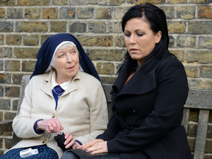 Will Sister Ruth help Kat come to terms with her past?