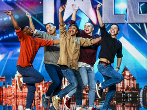 Britain's Got Talent, Boyband