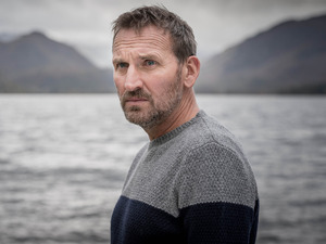 Christopher Eccleston as Robert in Safe House