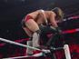 Watch Daniel Bryan suplex Seth Rollins