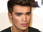 Josh Cuthbert injured in car accident