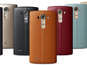 LG G4 comes with multiple cover options