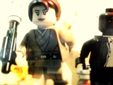 Star Wars: The Force Awakens - in Lego