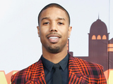 Michael B. Jordan at the 2015 MTV Movie Awards