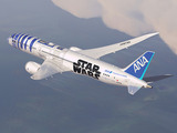 Japan's All Nippon Airways unveils images of Star Wars plane