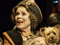 Imelda Staunton earns multiple standing ovations for her portrayal of 'Momma' Rose.