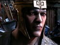 Playable character Kung Jin's sexuality is seemingly referred to in a flashback scene.