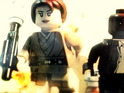 You know how cool the Star Wars trailer is? It's even cooler in Lego.
