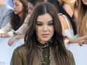 Hailee Steinfeld is on the run from a vengeful ghost in the adaptation of this hit young adult novel.