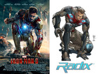 Marvel accused of copying Iron Man armor designs for its films
