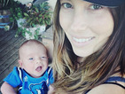 Justin Timberlake and Jessica Biel share first photo of baby son