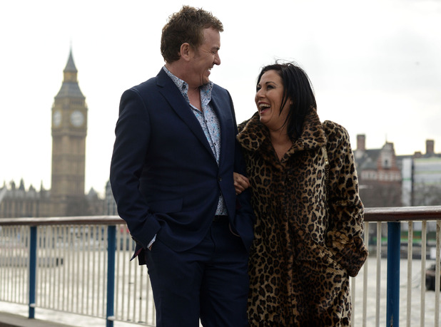 Alfie and Kat spend the day in London
