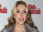 Katherine Ryan donating to UK food banks