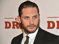 What DC Comics film is Tom Hardy teasing?