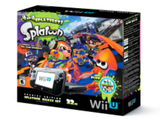 Wii U Special Edition Splatoon Deluxe Set