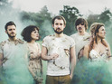 Hear 'Won't Look Back' from Keston Cobblers Club's new album Wildfire.