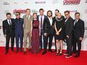 Age of Ultron cast assemble in London to discuss Marvel's latest blockbuster.