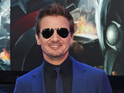 "The Hawkeye actor says people can ""f**king say whatever the hell"" they want."