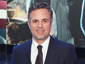 Mark Ruffalo attends the European premiere of 'The Avengers: Age Of Ultron'