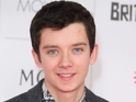 Asa Butterfield attends the Moet British Independent Film Awards