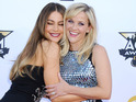 The actresses couldn't put each other down at the CMAs this weekend.