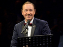 Eddie Izzard, Sting and Hugh Bonneville are among the stars to pay tribute to Spacey.