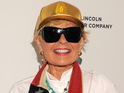 The actress says she's suffering with macular degeneration and glaucoma.