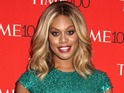 Laverne Cox attends the TIME 100 Gala in New York