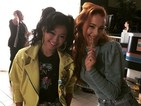 Bryan Singer shares a picture of Sophie Turner and Lana Condor in costume.