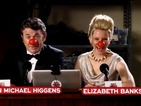 What is Red Nose Day? Pitch Perfect's Elizabeth Banks and John Michael Higgins explain