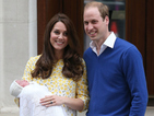 Duke and Duchess of Cambridge announce the name of their baby daughter
