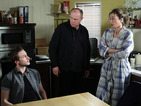 Neil threatens to leave if Jackie doesn't stay quiet over her suspicions.