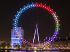 London Eye becomes London pie chart of General Election chatter on Facebook