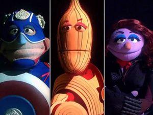 Sesame Street: The Aveggies- Age of Bon Bon