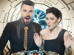 Big Brother 2015: Emma Willis & Rylan Clark