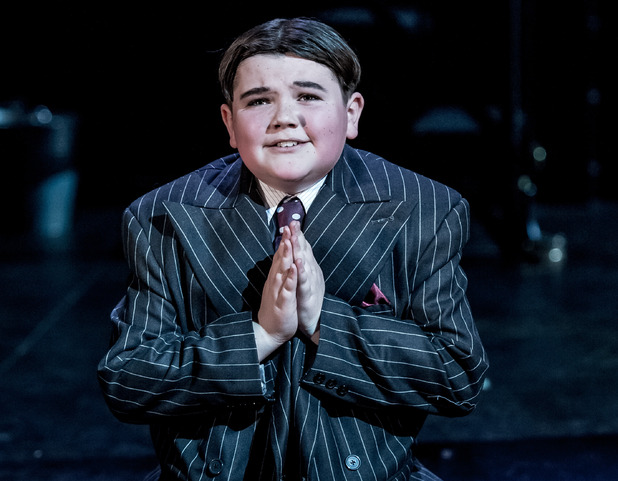 Bugsy Malone Rapper as Fat Sam in Bugsy Malone